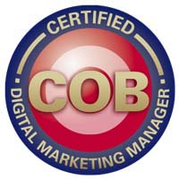COB Certified Digital Marketing Manager