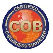 COB Certified E-Business Manager