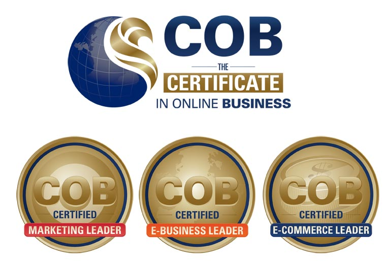 COB Certified Leader Logos and New Certification Logo
