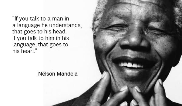 Nelson Mandela Quote Effective Communication The Certificate In