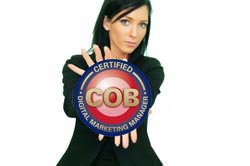 COB Certified E-Commerce Manager