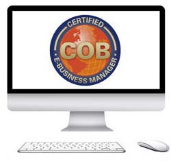 Get E-Commerce training during the COB Certified E-Business Manager Program