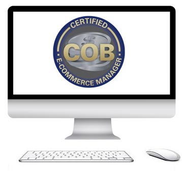COB Certified E-Commerce Manager E-Learning Course
