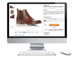 E-Commerce store product page